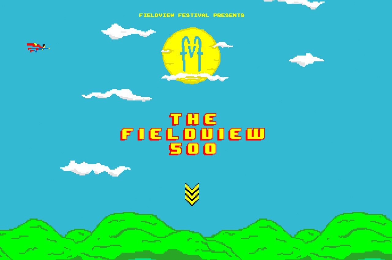 Fieldview 500 Website Screenshot