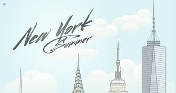My New York Summer Thumbnail Preview