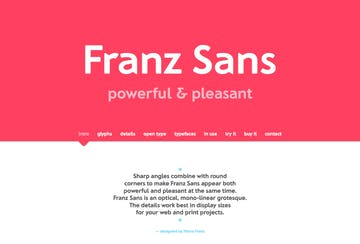 Franz Sans Thumbnail Preview