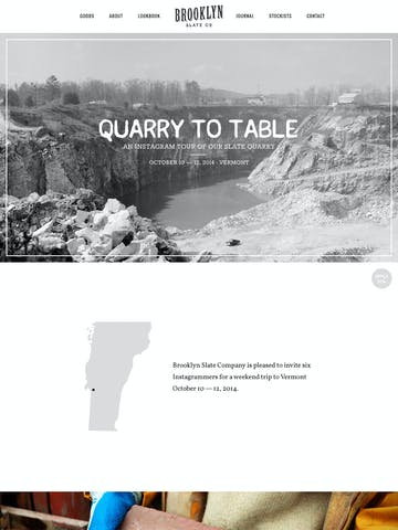 Quarry to Table Thumbnail Preview