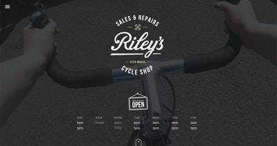Riley's Cycles Thumbnail Preview