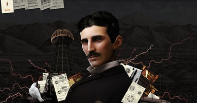 Nikola Tesla Tribute Thumbnail Preview