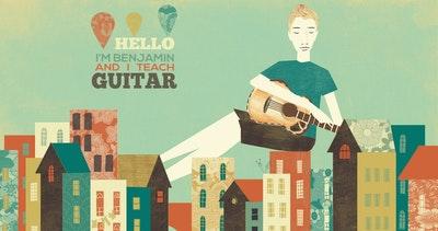 Benjamin Brooks Guitar Thumbnail Preview