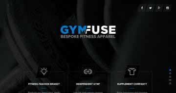 GymFuse Thumbnail Preview