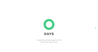 Days – Event Countdown Thumbnail Preview
