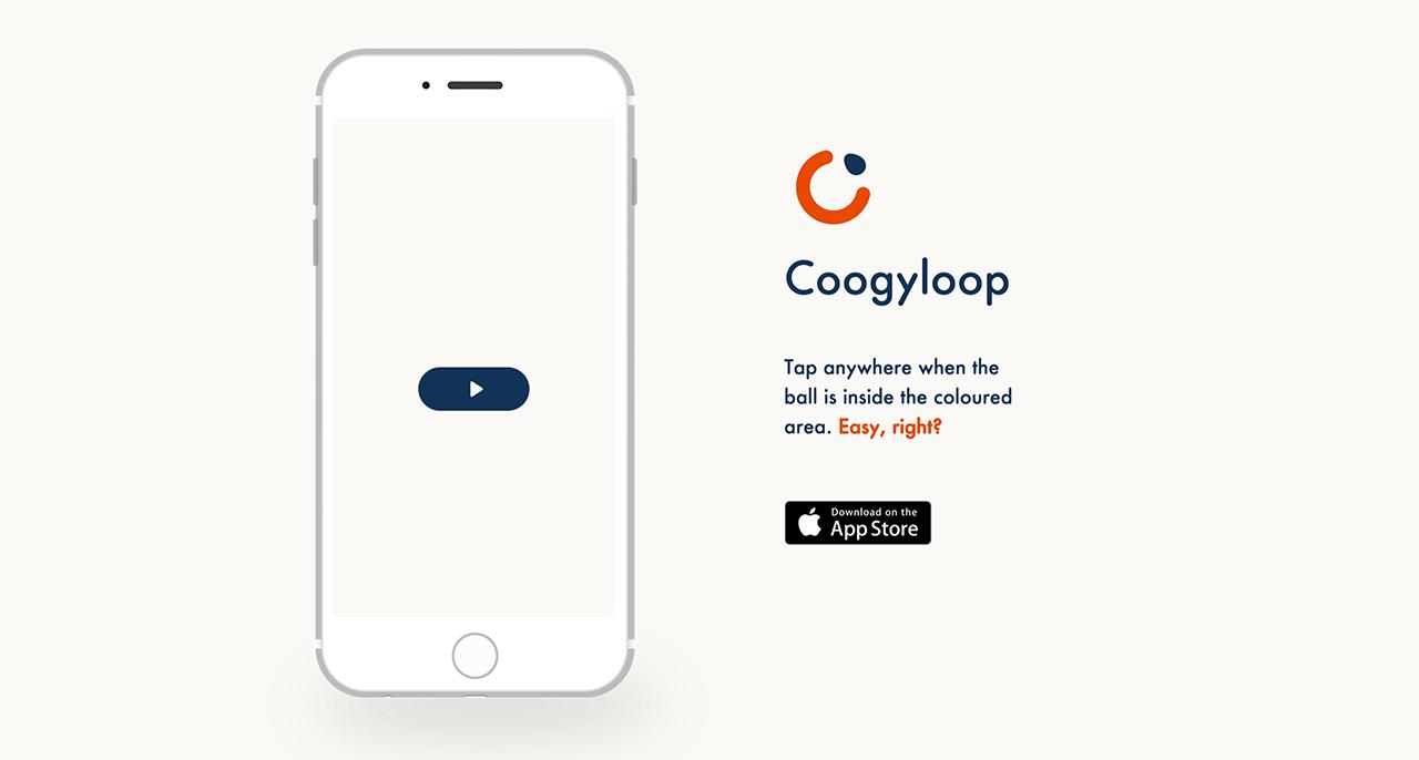 CoogyLoop Website Screenshot
