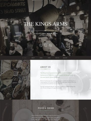The Kings Arms Thumbnail Preview