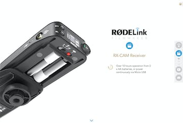 RØDELink Wireless Thumbnail Preview