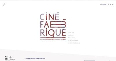La Ciné Fabrique Thumbnail Preview