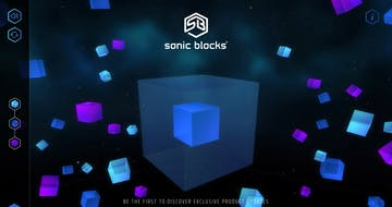 Sonic Blocks Thumbnail Preview