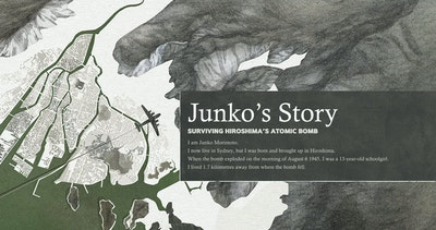 Junko's Story: Surviving Hiroshima's Atomic Bomb Thumbnail Preview