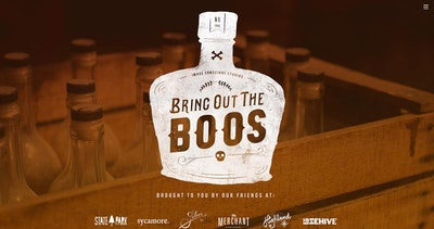Bring Out the Boos! Thumbnail Preview