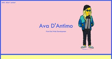 Ava D'Antimo Thumbnail Preview