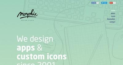 Morphix Design Studio Thumbnail Preview