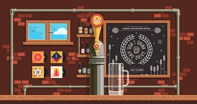 Cybeer Bar Thumbnail Preview