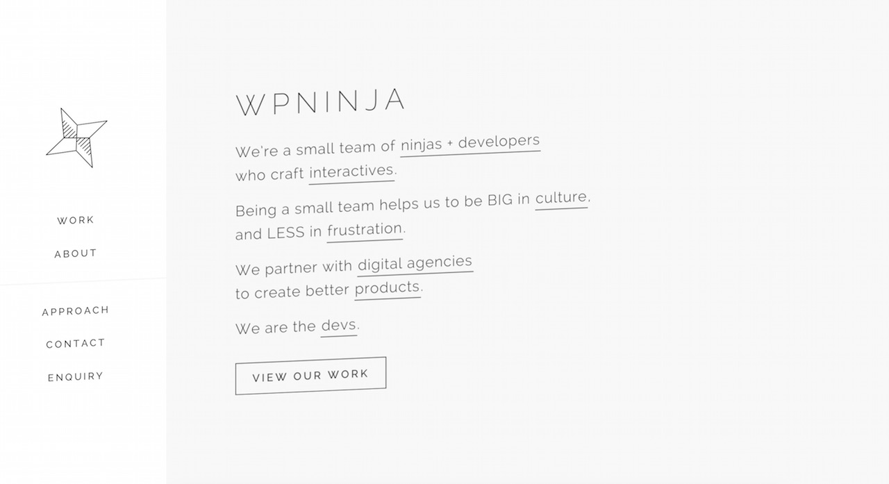 WPNinja Website Screenshot