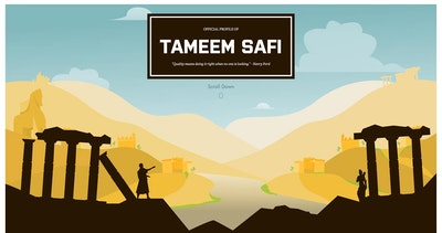 Tameem Safi Thumbnail Preview
