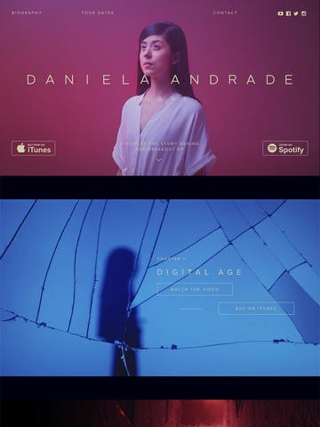 Daniela Andrade – Shore EP Thumbnail Preview