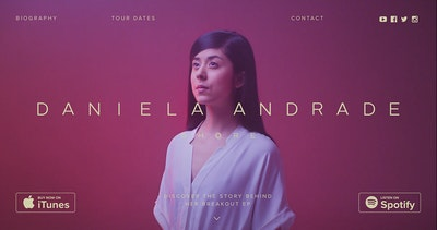 Daniela Andrade – Shore EP Thumbnail Preview