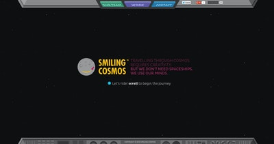 Smiling Cosmos Thumbnail Preview