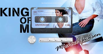 A bit of Michael Jackson Thumbnail Preview