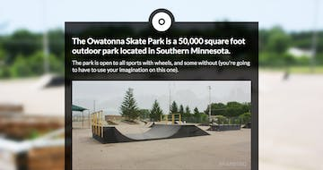 Owatonna Skate Park Thumbnail Preview