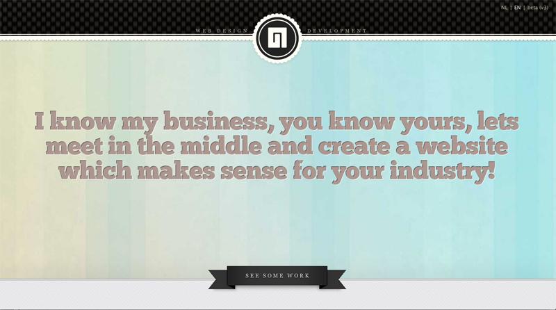 Gentle Media Website Screenshot
