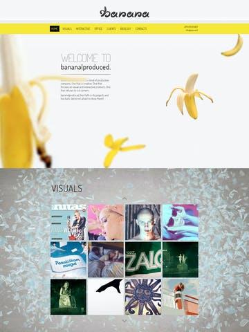 Banana Produced Thumbnail Preview
