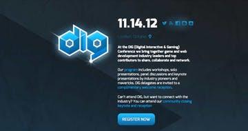 Digital Interactive & Gaming Conference Thumbnail Preview