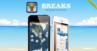 Breaks App Thumbnail Preview