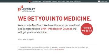 MedStart UMAT Preparation Thumbnail Preview