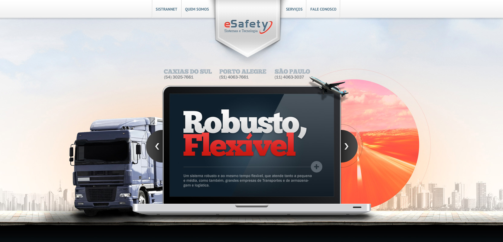 eSafety Website Screenshot