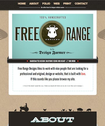 Free Range Designs Thumbnail Preview