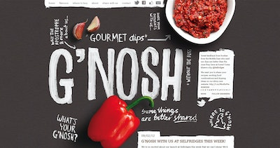 G'nosh Limited Thumbnail Preview