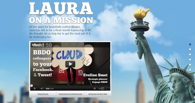 Laura On A Mission Thumbnail Preview