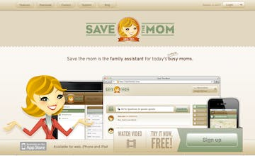Save The Mom Thumbnail Preview