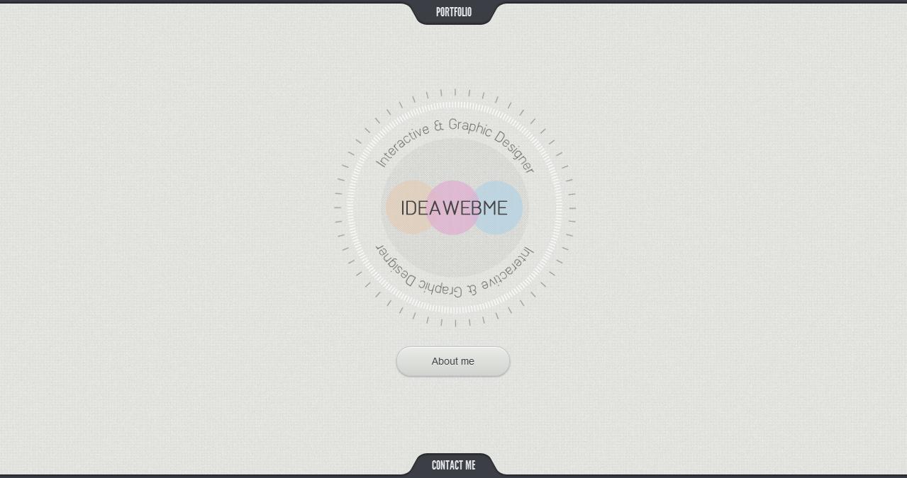 ideawebme Website Screenshot