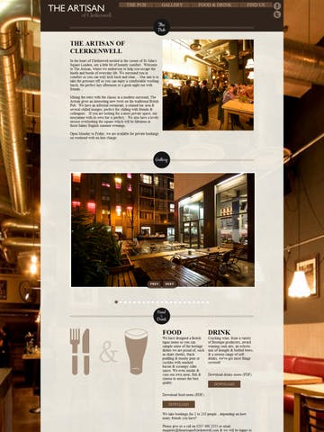 The Artisan of Clerkenwell Thumbnail Preview