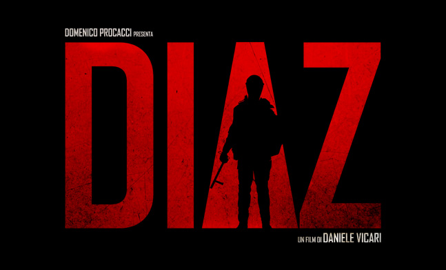DIAZ Website Screenshot