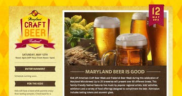 Maryland Craft Beer Festival Thumbnail Preview