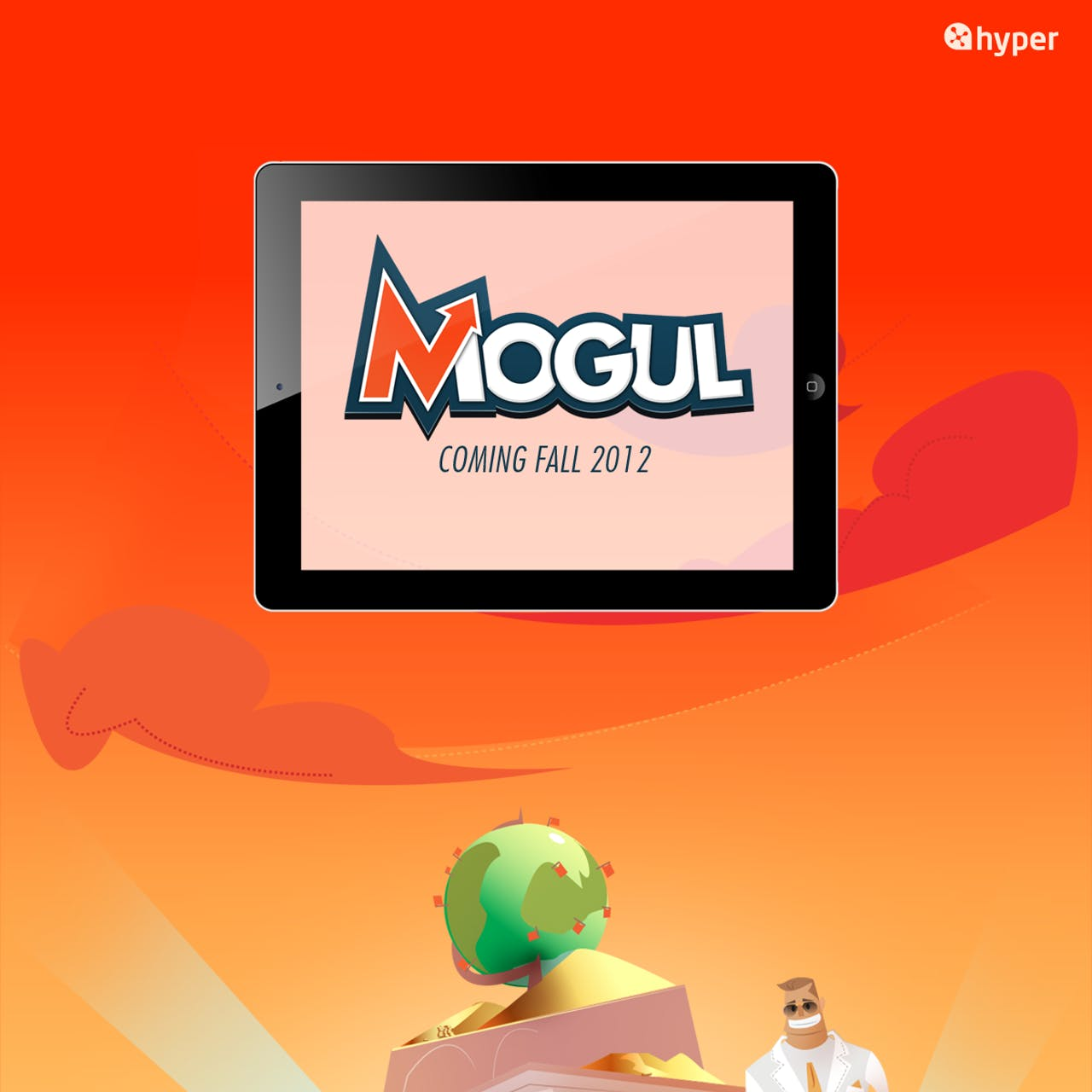 Mogul Website Screenshot