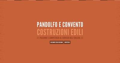 Pandolfo Costruzioni Thumbnail Preview