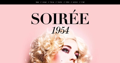 Soirée 1954 Thumbnail Preview