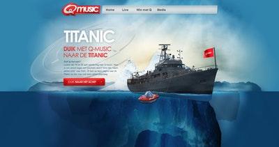 Q music Titanic Thumbnail Preview