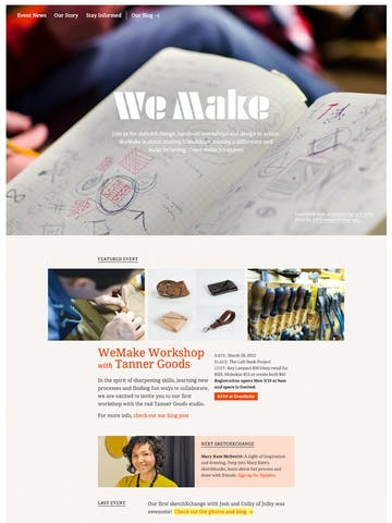 WeMake pdx Thumbnail Preview