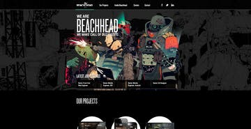 Beachhead Studio Thumbnail Preview