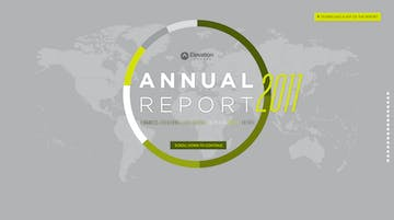 Elevation Church Annual Report Thumbnail Preview