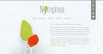 Nymphea Project Thumbnail Preview