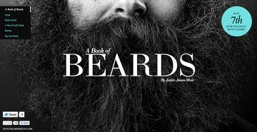 Book of Beards Thumbnail Preview