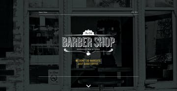 The Old Barber Shop Thumbnail Preview